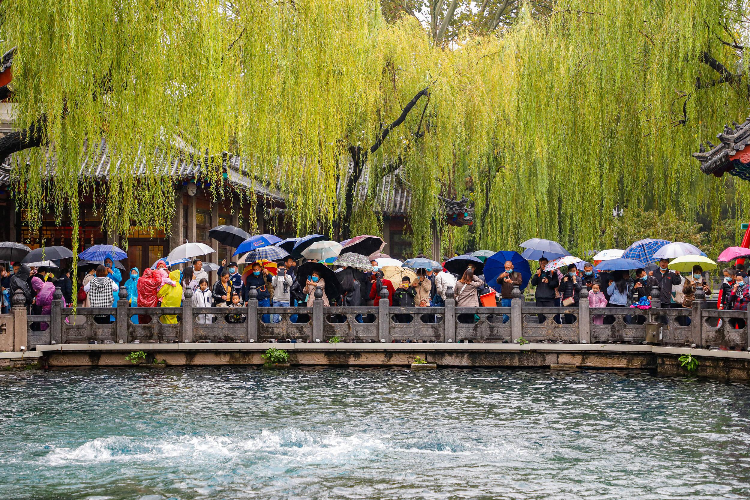携程数据:今年国庆假期,北京、上海、天津等地游客最爱逛山东
