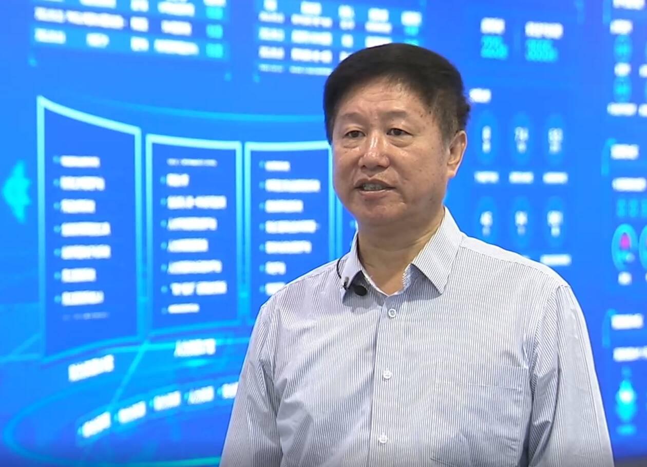 网络安全宣传周 刁柏青:练就过硬防护本领 构筑网络安全坚固长城