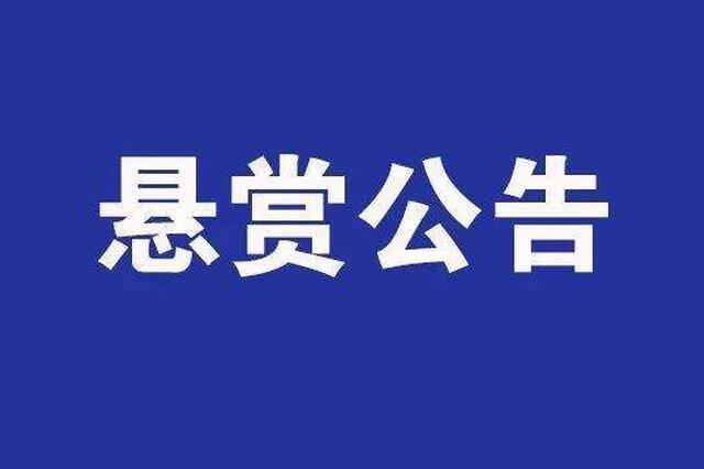 最高奖励50000元!枣庄山亭警方发布悬赏通告,通缉这10名在逃人员