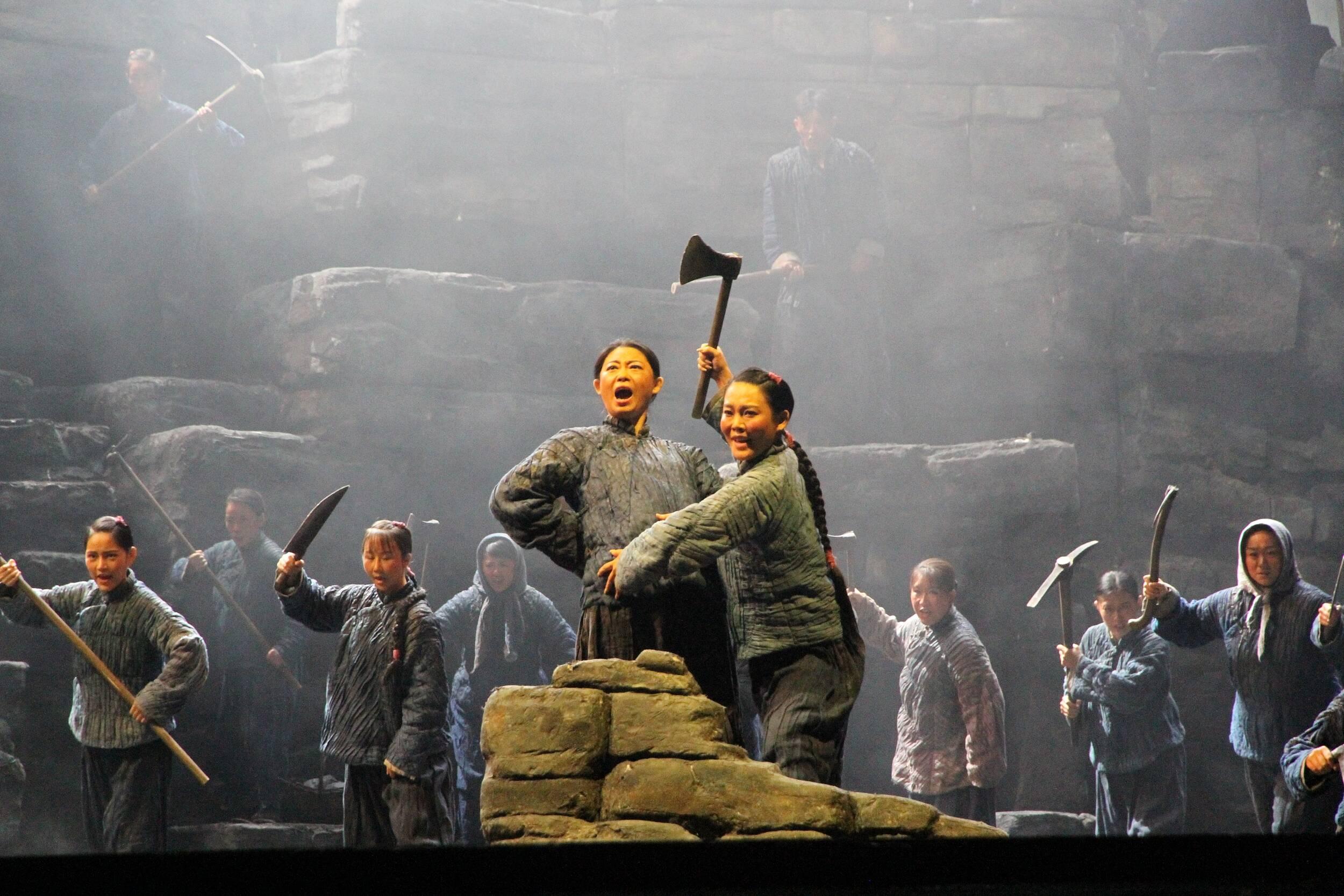 第四届中国歌剧节精彩剧目从济南开始!这些歌剧演出和文化惠民活动不容错过