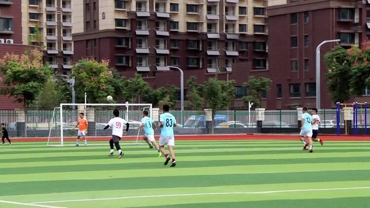 政府买单!聊城首个学校体育场地免费对外开放,还将在全市全面推广