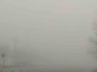 海丽气象吧∣山东发布大雾橙色预警 8个市出现强浓雾 局地能见度不足50米