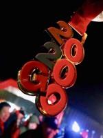 2020,GO!跨年迎新公益夜跑活动济南奥体圆满举行