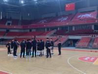 西王男篮新年第一战 赢下八一目标开门红