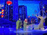 原山林场一线职工真情演绎 音乐情景剧《好日子》在北京上演
