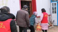 """60秒丨滨州沾化区民政局开展""""暖冬行动"""" 持续关爱特困群众"""