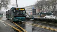 受降雪结冰影响 10日下午济南仍有23条公交线临时停运