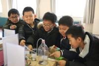 脑洞大开!威海高新区青少年发挥创新精神 科技创意层出不穷