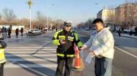 滨州:一考生参加外语考试走错考场 民警争分夺秒护送考生