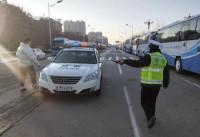 马大哈!滨州一考生走错考场 滨城骑警紧急护送