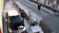 44秒丨暖!淄博高考生哭着求助,好心人开自家车送考