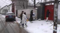 41秒|邹平:冰天雪地走访贫困户 心系百姓暖人心