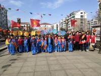 文明实践在山东|青岛市城阳区:校居融合互动 文明路上不掉队