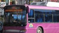 由于道路施工,济南公交K108路恢复原线运行,K127路临时调整部分运行路段