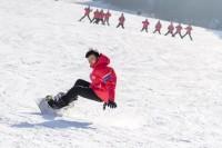 动感滑雪季,来济南感受白色中的浪漫吧!