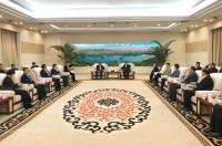 山大与济南市合力打造山东大学国际医学中心