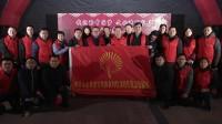 """""""我们的中国梦""""文化进万家志愿服务周活动走进济南百旺广场"""