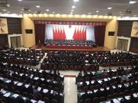 寿光市第十七届人民代表大会第四次会议隆重开幕