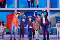 2020山东春晚丨蔡国庆父子、郭晓东程莉莎演绎情景歌舞《我爱我的家》