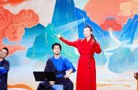 """2020山东春晚丨传统与流行相融合 龚琳娜""""老歌新唱""""演绎山东经典民歌《包楞调》"""