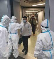 潍坊市临朐县新增1例新型冠状病毒感染的肺炎确诊病例