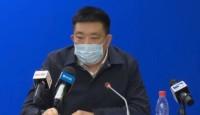 33秒現場視頻丨武漢市長周先旺:目前有500多萬人離開武漢
