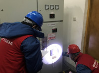 国网潍坊供电公司为卫生防疫部门、专业医疗机构、医疗物资生产企业提供电力保障