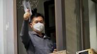 """济南市民""""教科书式""""居家隔离 为减少传染可能性步行一小时回家"""