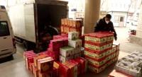 """为战""""疫""""加把油 邹平""""芒果哥""""捐赠价值10万多元水果"""
