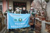 越是艰险,越不退缩! 青岛启动收容非法饲养野生动物行动