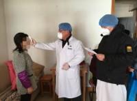 战疫!青岛市北区每个入户小组配备一名医护人员