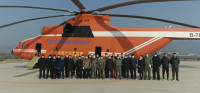 4辆直升机19支应急救援队伍24小时值守!抗击疫情应急救援有保障