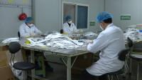 日产25000只!记者探访济南口罩企业 加班加点保障生产