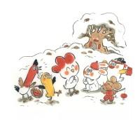 教孩子待在家!山东经济广播主持人春雨演绎绘本《这个春节不溜达》