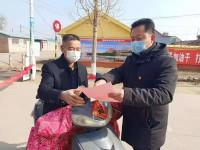 潍坊高密驻村第一书记黄亦成24小时吃住在村奋战防疫一线
