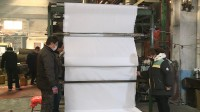 48秒丨烟台蓬莱建立包企联络员制度加紧生产 保障防护服原料供应