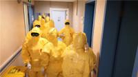 山大二院支援湖北医疗队今晚收治首批25名武汉新冠肺炎病例