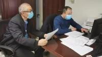 """滨州邹平防疫战场上的""""60后"""":干起活来并不输于年轻人"""