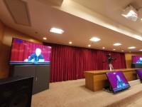 山东省交通基础设施重点工程复工动员视频会议今天召开
