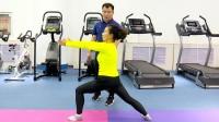 家中如何科学健身丨居家健身看过来,带你锻炼腿前部肌群