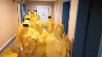 闪电直击丨一定很辛苦,但请加油!山东大学第二医院支援湖北医疗队收治25名患者