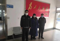 """青岛一男子谎称从武汉归来在隔离点""""蹭吃蹭住""""被行政拘留7天"""