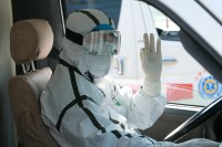 影像力|淄博泰安德州三市新冠肺炎确诊患者转院至山东省胸科医院