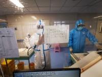 好人一生平安!山东省第二批援助湖北医疗队收到黄冈患者手写感谢信