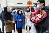 """""""不是一个人在战斗!""""枣庄峄城第二批2名医疗队员驰援湖北"""