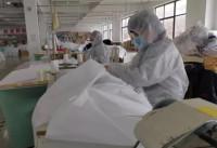 """为了抗""""疫"""",威海环翠这家纺织品企业""""变身""""医用物资生产商"""