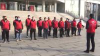 56秒丨党有号召 团有行动 无棣县首批青年志愿者奔赴疫情防控一线