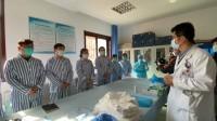 淄博泰安德州18名随患转院医护接受培训 明天考试后进隔离区
