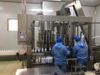 菏泽一企业紧急上线消毒剂生产线 消毒产品生产许可一天完成