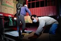 这就是山东丨退伍不褪色!济南退伍老兵捐40吨生活物资驰援黄冈